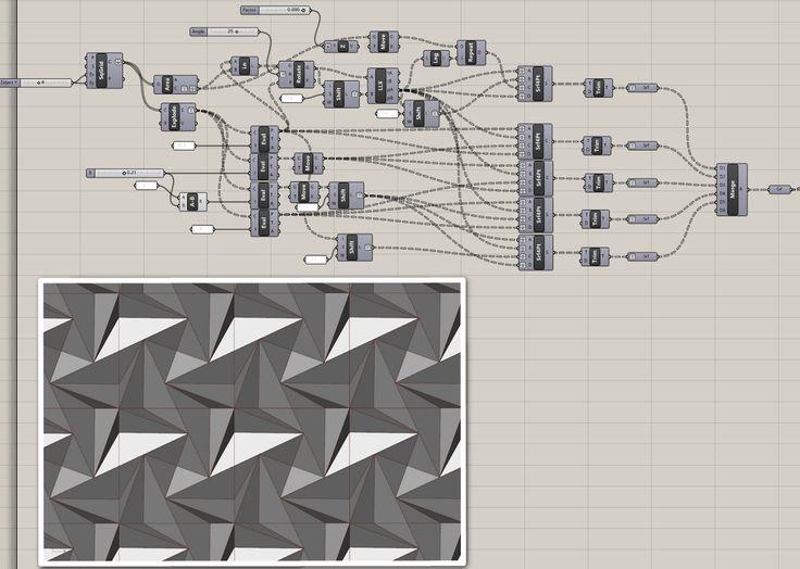 Les 928 meilleures images du tableau ghscripts sur for Architecture parametrique