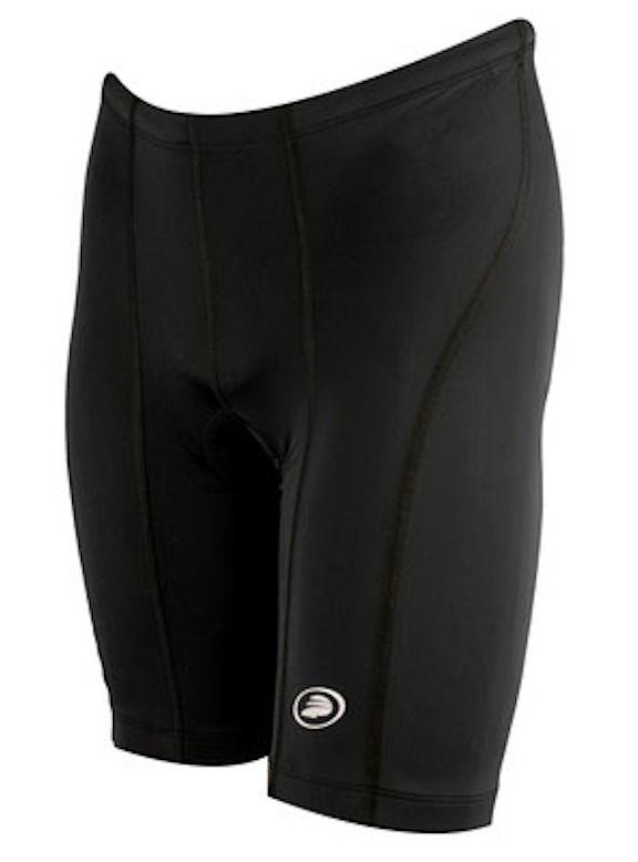 Performance Club II Black Cycling Shorts Men's Size XL Padded Seat 10-9320 #Performance #CyclingShorts