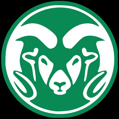 Colorado State Rams Football Team Logo Colorado State