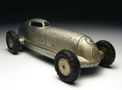 Vintage Toy Race 108