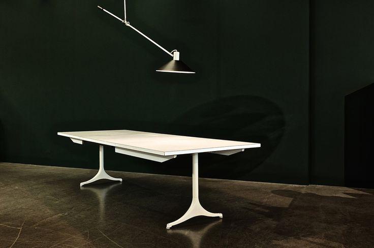 Pedestal Extension Table.  |  func. furniture