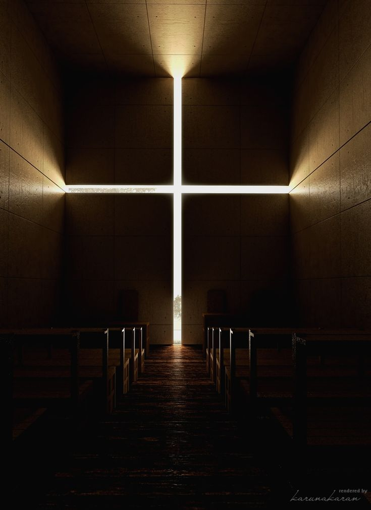 Tadao Ando Church of Light
