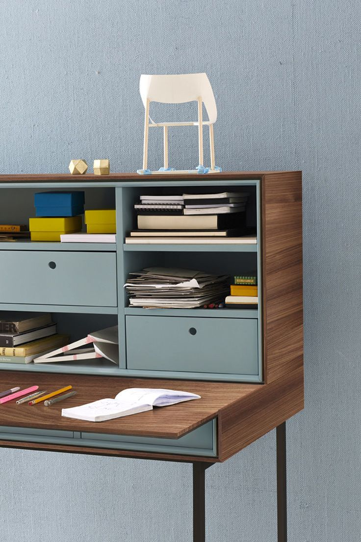 Oltre 25 fantastiche idee su meuble en chene su pinterest for Meuble secretaire bois