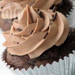 Betún de café con chocolate @ allrecipes.com.mx
