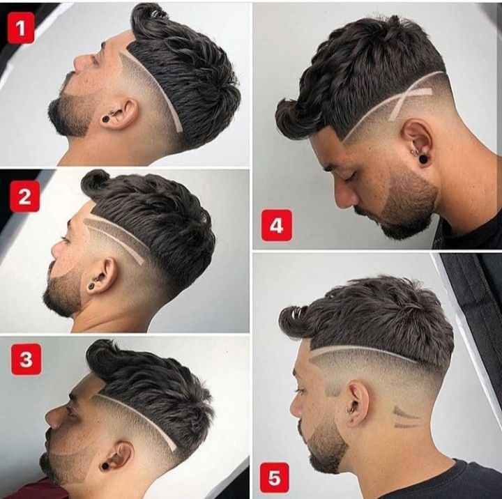 Pin En Barber Grecas