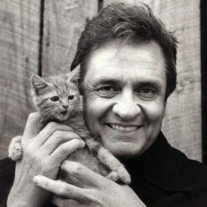 peopleholdingcats:    cash & cat