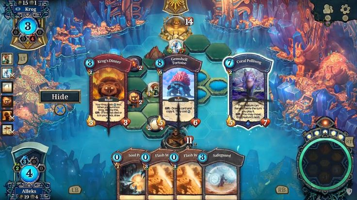 FAERIA Looks Like a Fun New CCG and Earns Praise from MTG