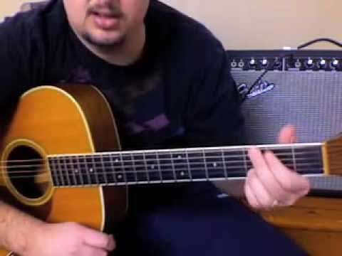Guitar Lesson: Green Day Good Riddance Time