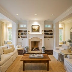 Lovely Room Beautiful Woodwork Pinned From Houzz Traditional Living By RS Stapleton