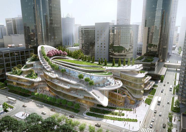 Winners revealed for MIPIM 2017 Awards | China World Trade Center Phase 3C Development. Architect: Andrew Bromberg at Aedas