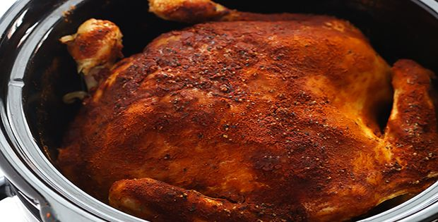 Share With Your Friends060A whole chicken cooked rotisserie style in our favorite slow cooker. Who doesn't love chicken? There are just thousands of recipes that you can do with a simple chicken. And here I have one of the simplest recipes anyone could do with a chicken, Rotisserie Chicken. The best part about this is …