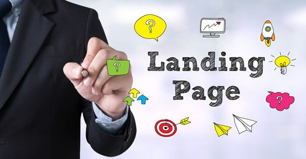 The secret to creating a landing page that converts. We look at the headline, images, structure, and how to write convincing sub-points. Get started now with this easy to follow guide. #Marketing #LandingPage
