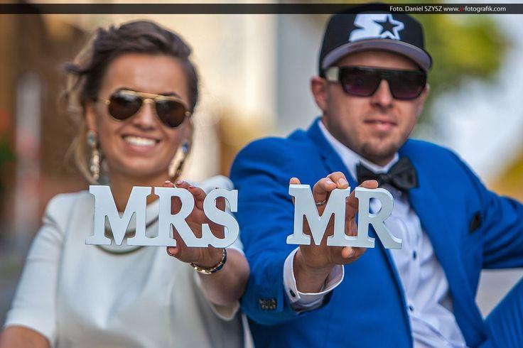 Bo zdjęcia ślubne nie muszą być nudne