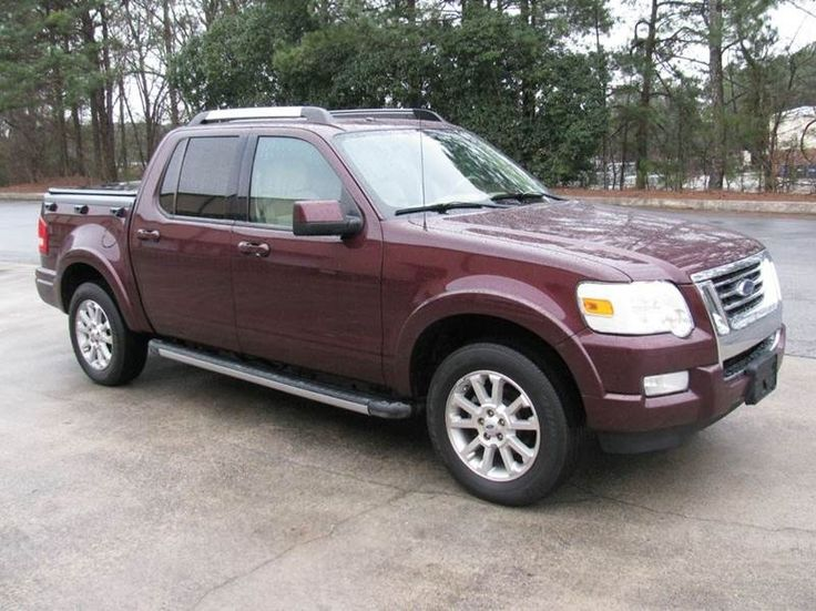 2007 Ford Explorer Sport Trac Limited - $12,995