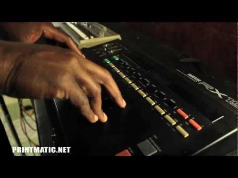 Loops and Beats: Retro Loop - The Yamaha RX15 Drum Machine