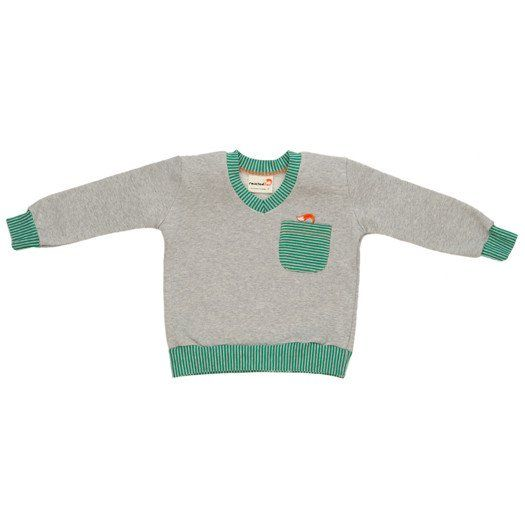Mint Leaf - Unisex Childrens Jumper