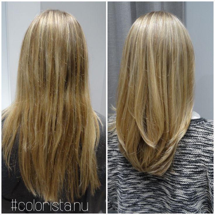 En lyxigare blond hårfärg • Colorista - Colorista