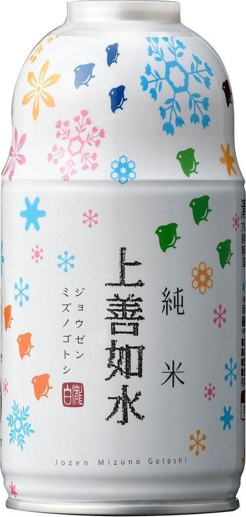 「白瀧酒造 純米 上善如水」の画像検索結果