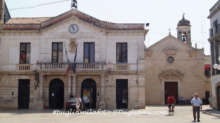 Municipio e Chiesa del Convento