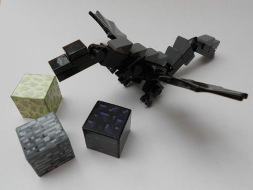 Build Dragons Out Of Blocks