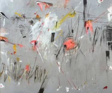 "Saatchi Art Artist Mary Souza; Painting, ""Rome Rhythm I"" #art"