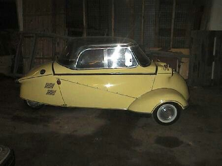 Messerschmitt kr200 SOLD