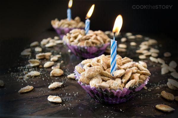 Birthday Cake Flavored Pumpkin Seeds Recipe