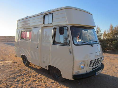 Rare 1979 Peugeot J7 Camper Van with High Roof (picture 1 of 6)