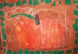 Citrouille - Le blog de la maternelle Freinet