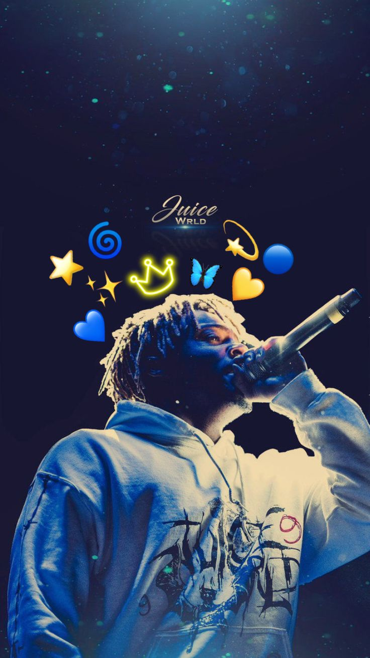 Juice WRLD wallpaper Juice, Wallpaper