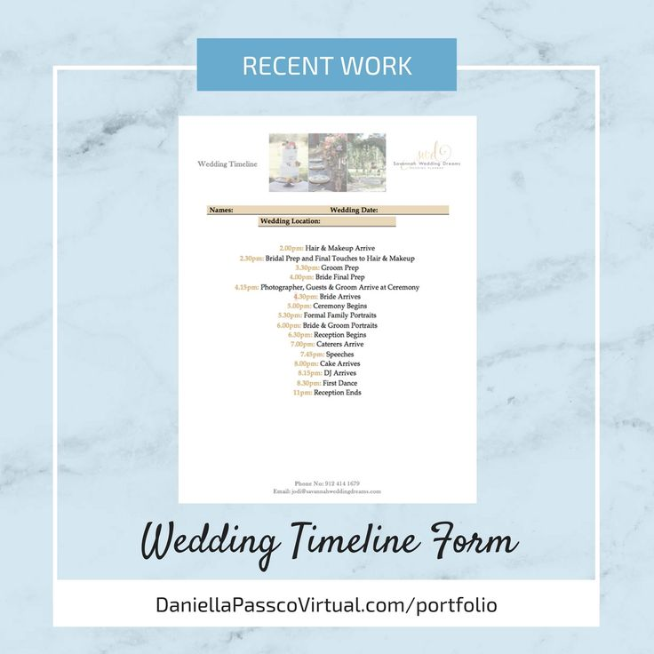 Pinterestu0027teki 25u0027den fazla en iyi Wedding timeline template fikri - bridal party list template