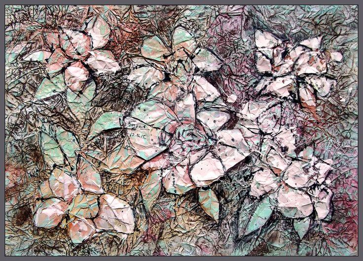 PEMBE GULLER. PINK ROSES by Badusev
