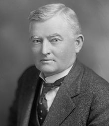1931 ♦ December 7, John Nance Garner, was an American Democratic politician and lawyer from Texas.