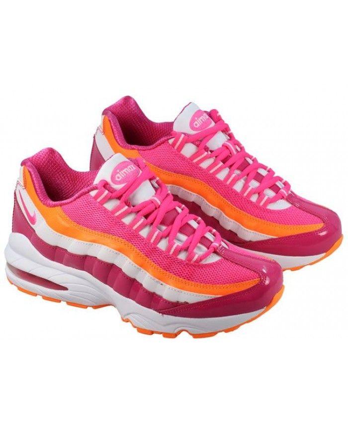 nike air max 95 junior pink