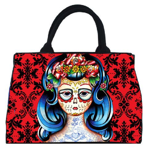 Jubly Umph Madame Claudia Tote Handbag