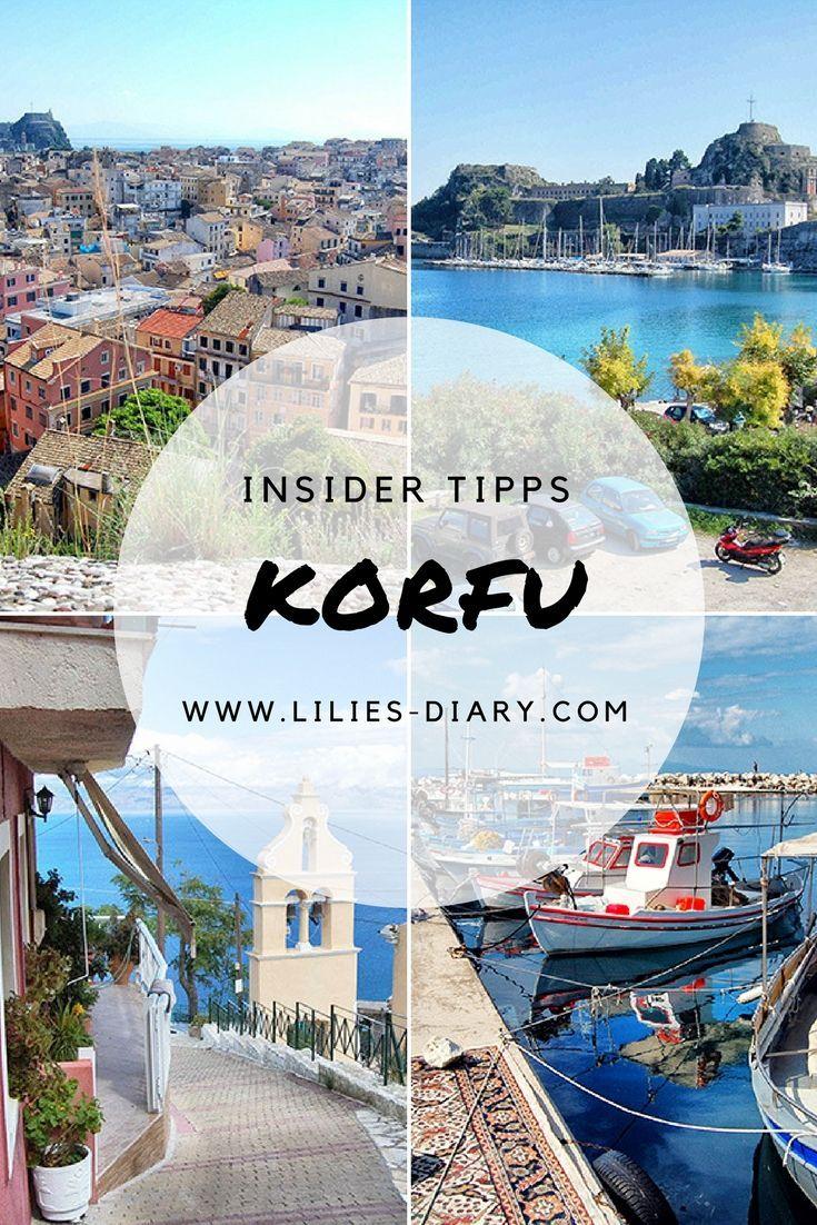 Insiderwissen über die wunderschöne griechische Insel Korfu!