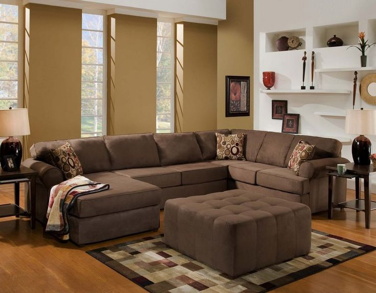 I Really Like This Cozy Looking Sectional Makes Me Wanna Grab A Blanket Hot