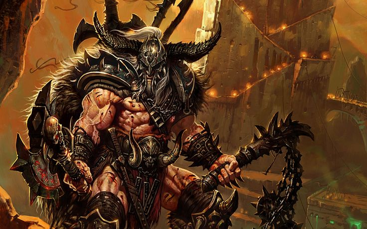 While Whirlwind Barbs in Diablo II were more for fun and had real weaknesses, it was the go-to build in Diablo III.