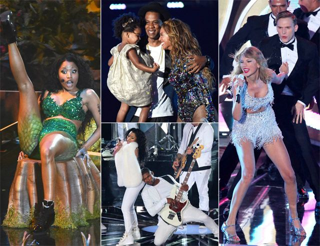Mtv vmas 2014 all the best and craziest moments