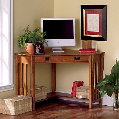 payson mission corner desk desks for small