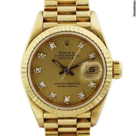 Rolex Presidential 69173 Ladies Watch