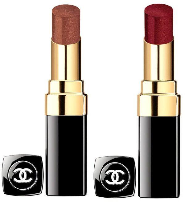 помада шанель осень 2015  Chanel Les Automnales Fall 2015 lipstick