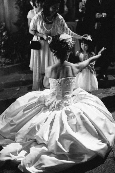 日本で作るアメリカの伝統的結婚式 | One Sweet Day #weddingdress #wedding #ウェディング #結婚式 #ウェディングドレス
