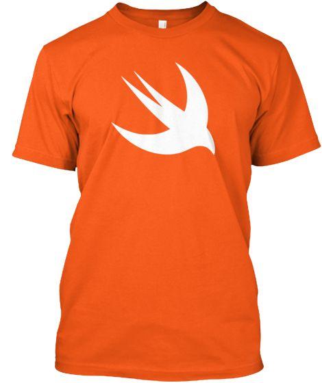 Swift Programming Language T-shirt | Teespring