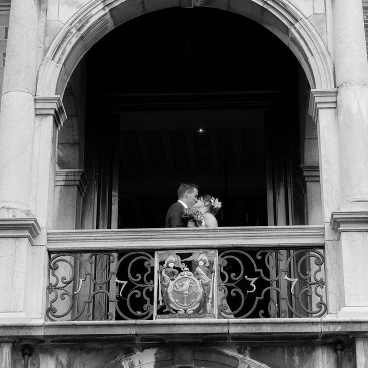 Balkonscene