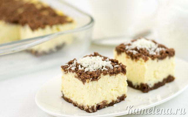 От вкуса этого десерта, вы взлетите до небес.