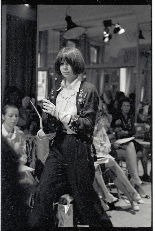 Wintour - Paris Fashion Week - 1970