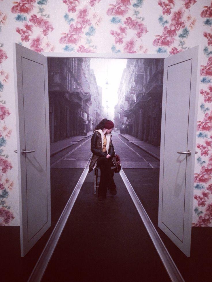 Abitare è essere ovunque a casa propria- Ugo LaPietra|| Mostra Triennale Di Milano|| GaiaFappani