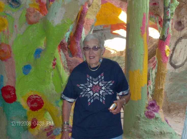 My wonderful mother!: Wonder Grandmothers, Salvation Mountain, Wonder Mothers