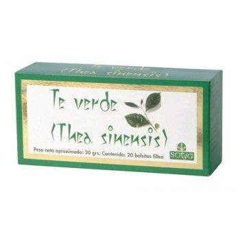 Sotya Te Verde (Thea Simensis) 20 bolsitas